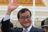 Lãnh đạo đối lập Campuchia Sam Rainsy được ân xá