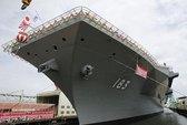 Nhật Bản ra mắt tàu sân bay siêu khủng
