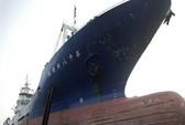 Nhật phá hủy con tàu tưởng niệm thảm họa sóng thần