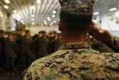 """Đề phòng """"hậu"""" 11-9, thủy quân lục chiến Mỹ tới gần Libya"""