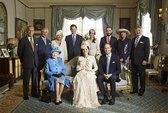 Bốn thế hệ Hoàng gia Anh trong một bức ảnh
