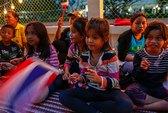 Thái Lan mừng sinh nhật Quốc vương