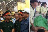 Vụ cháy nổ kho pháo hoa ở Phú Thọ: Chỏi nhau số thương vong
