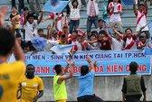 Chỉ 13 đội dự V-League 2014