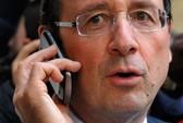 Tổng thống Pháp xài điện thoại gì?