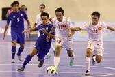 Chưa thể bắt kịp futsal Thái Lan