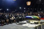 Người con vĩ đại Nelson Mandela về với đất mẹ