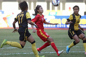 Bán kết bóng đá nữ, VN-Malaysia 4-0: Thắng lớn, VFF chưa thưởng