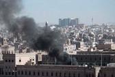 Đánh bom ngay cổng Bộ Quốc phòng Yemen