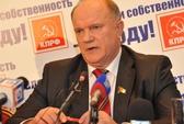 Đảng Cộng sản Nga muốn hiện đại hóa hệ thống chính trị