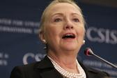 """Ngoại trưởng Clinton: """"Tôi nhận trách nhiệm!"""""""