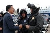 """Romney: """"Sẽ định hướng thế giới bằng sức mạnh Mỹ"""""""