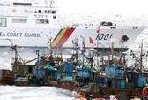 Hàn Quốc bắt 21 tàu cá Trung Quốc