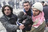 Lại thảm sát ở Syria, 106 người chết