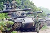 Đài Loan tập trận bắn đạn thật lớn nhất từ năm 2008