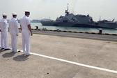 Tàu Mỹ đến Singapore dễ bị tấn công mạng