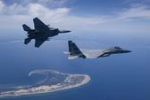 Chiến đấu cơ F-15 của Mỹ rơi ngoài khơi Nhật Bản
