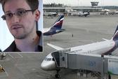 Snowden cầu cứu Nga trước khi đến Moscow