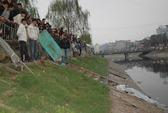 Phát hiện thai phụ 7 tháng chết trôi trên sông Tô Lịch