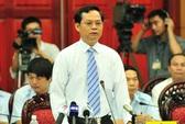 Tổng Thanh tra CP: Không có trách nhiệm trong vụ bổ nhiệm ông Dương Chí Dũng