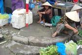 Hải Phòng: Con nghiện vô cớ đánh trọng thương bà lão bán rau