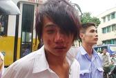Hà Nội: Cướp điện thoại giữa phố bị bắt vì tắc đường
