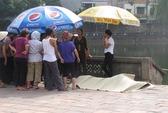 Cán bộ phường tự tử ở hồ Văn - Quốc Tử Giám