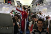 Bị mất trộm cả ngàn USD trên chuyến bay Hongkong-Nội Bài