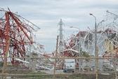 Làm rõ, báo cáo vụ đổ tháp truyền hình Nam Định trước ngày 25-11
