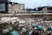 Cận cảnh hình ảnh kinh hoàng vụ nổ gas trong nhà máy