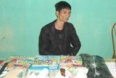 Vận chuyển 11 kg ma tuý từ sân bay Nội Bài sang Trung Quốc