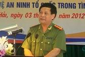 Khai trừ Đảng Phó Giám đốc CA Hải Phòng Nguyễn Bình Kiên