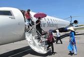 Air Mekong bị thúc nợ tiền xăng