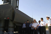 Thủ tướng thị sát đoàn tên lửa phòng thủ bờ biển Bastion
