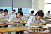 Thay đổi thứ tự các môn thi ĐH, CĐ 2013