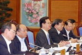 Bổ nhiệm Trợ lý Thủ tướng Nguyễn Tấn Dũng