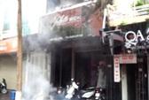 Hà Nội: Cháy lớn, tiệm váy cưới trên phố Huế thành than