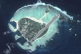 Trung Quốc công khai đường băng quân sự trái phép ở Hoàng Sa