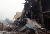 Vụ cháy ở Bắc Giang: Thiệt hại hàng trăm tỉ đồng