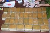 Bắt xế hộp chạy quá tốc độ, phát hiện chở 140 bánh heroin
