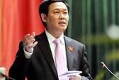 Thủ tướng đề nghị QH miễn nhiệm Bộ trưởng Tài chính Vương Đình Huệ