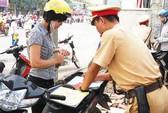 Cấm công an can thiệp xử lý người thân vi phạm