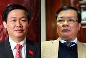 Quốc hội sẽ miễn nhiệm Bộ trưởng Tài chính Vương Đình Huệ