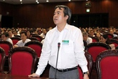 Thống đốc: Chênh lệch cao giữ giá vàng trong nước ổn định