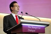 Thủ tướng tại Shangri-La: Xây dựng lòng tin để ngăn xung đột