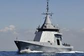 Pháp giới thiệu tuần dương hạm tàng hình với Việt Nam