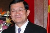 Chủ tịch nước: Việt- Trung cần trao đổi thẳng thắn về vấn đề trên biển
