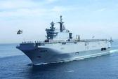 """Chiến hạm """"khủng"""" nhất của Pháp đến Việt Nam"""