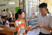 3.089 thí sinh đã đăng ký không dự thi tốt nghiệp THPT