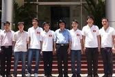 Cả 4 học sinh Việt Nam đều đoạt giải Olympic Tin học quốc tế